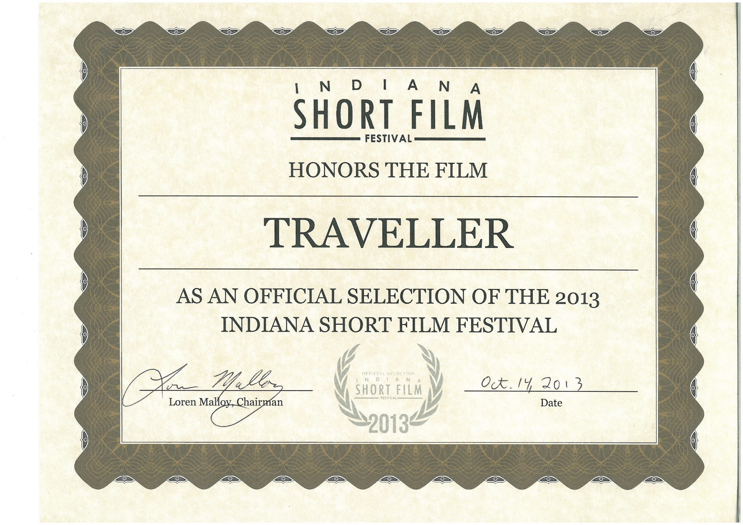 Indiana Short Film Festival