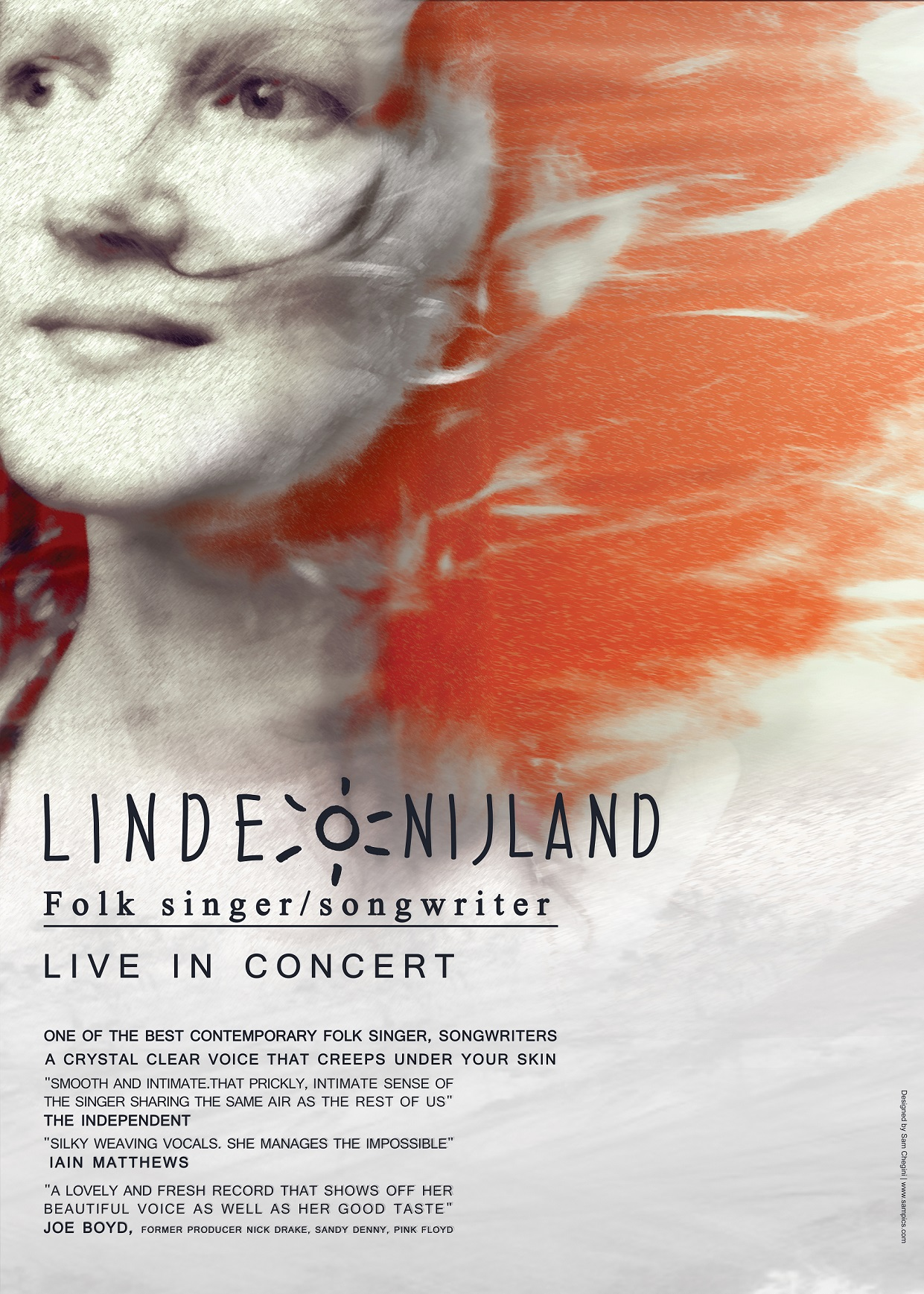 Poster for Linde Nijland