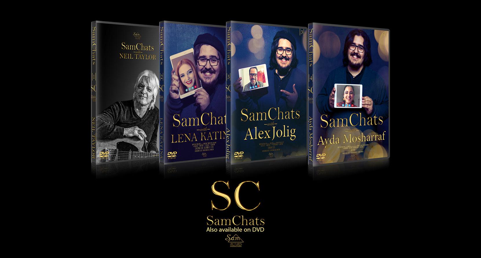 samchats dvd pack