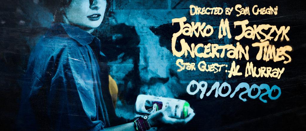 Jakko Jakszyk - Uncertain Times