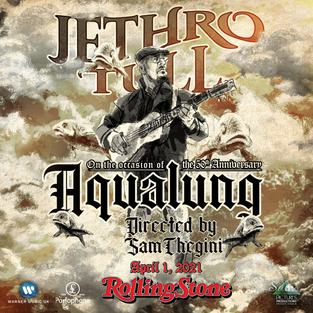 Jethro Tull's Aqualung 50th Anniversary Music Video Premiere